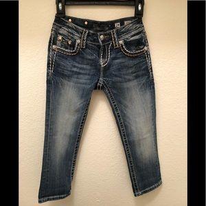 straight cut womens jeans